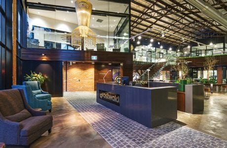 Ostwald Brothers - Warehouse Conversion, Brisbane - project by Formula Interiors