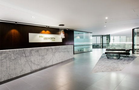 HWL Ebsworth Brisbane Commercial Formula Interiors
