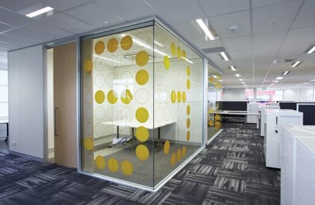 Air Services Australia- project by Formula Interiors
