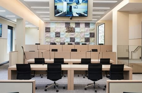 NSW State Parole Authority - Project by Formula Interiors