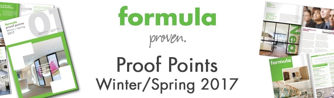 Proof Points First Edition