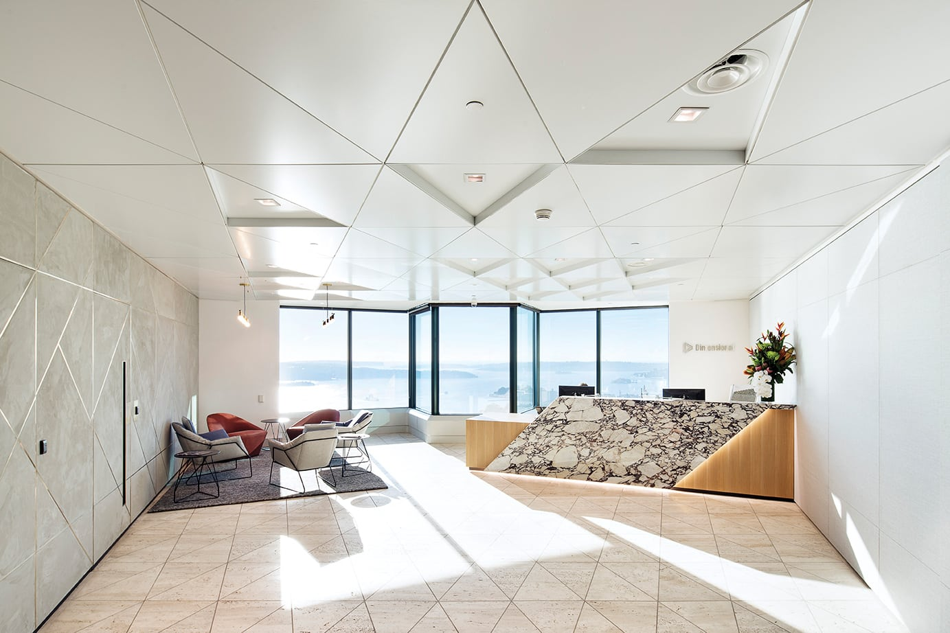 Dimensional Funds Australia - Fitout completed by Formula