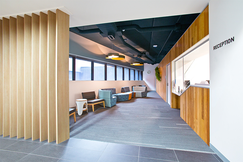 Eastern Health - Fitout / Refurbishment by Formula Interiors