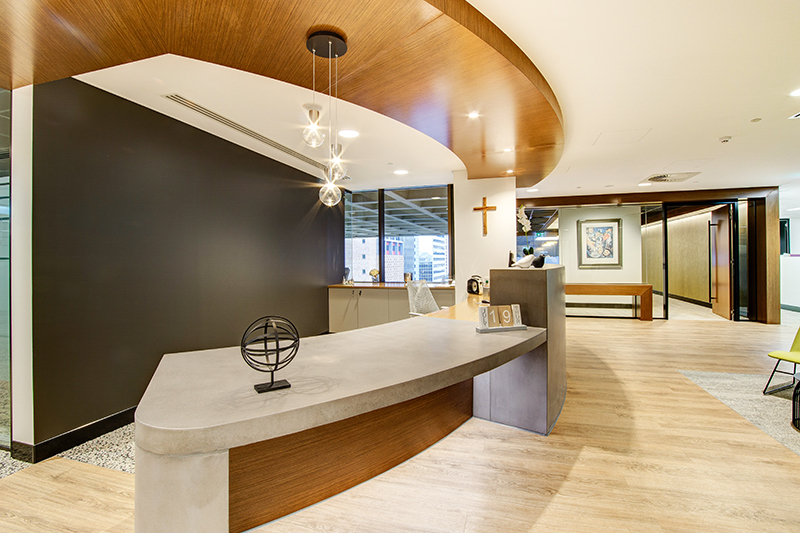 Archdiocesan - Fitout / Refurbishment by Formula Interiors