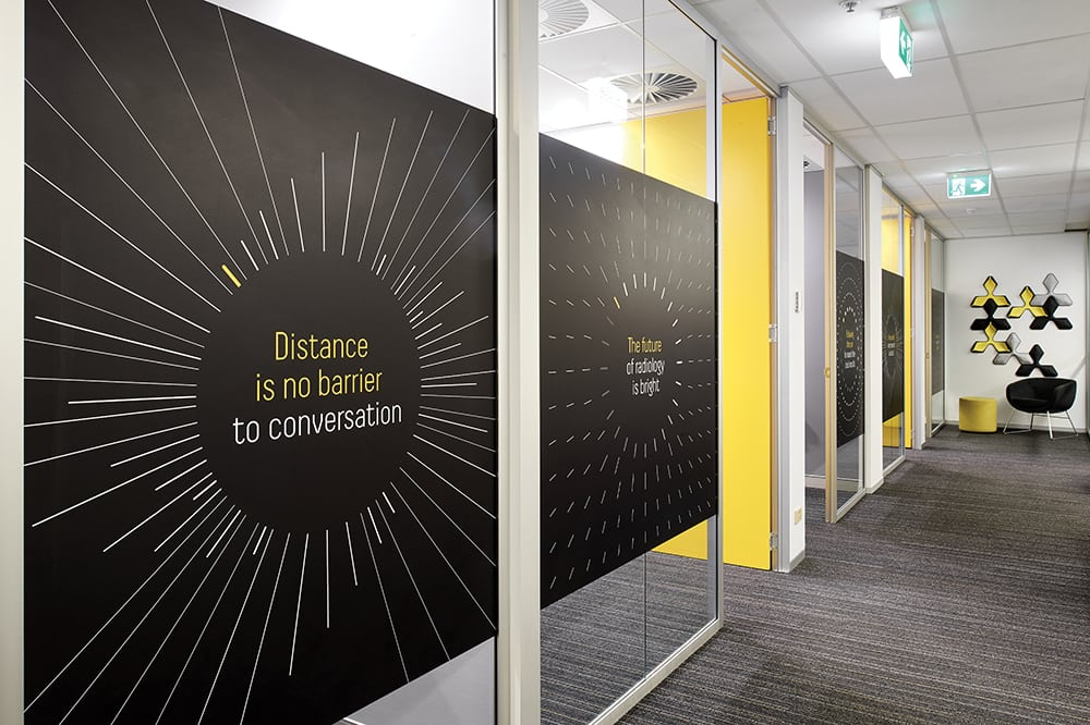 How to Incorporate Branding Into Your Office Fit-Out / Formula Interiors