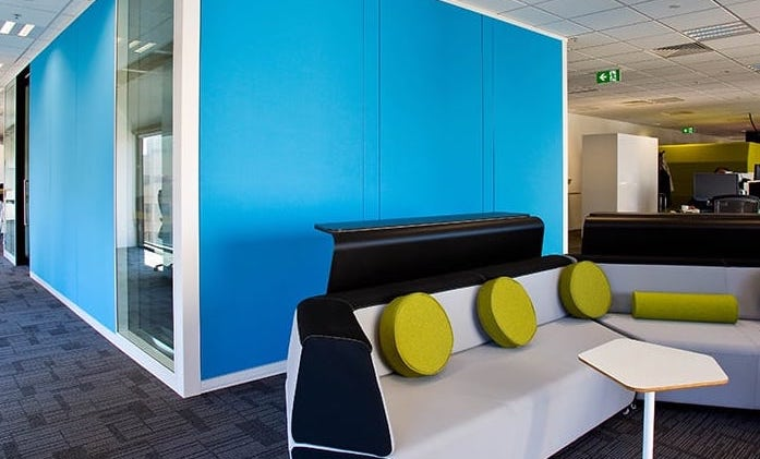 Commercial Office Fit-Out Design Ideas / Formula Interiors