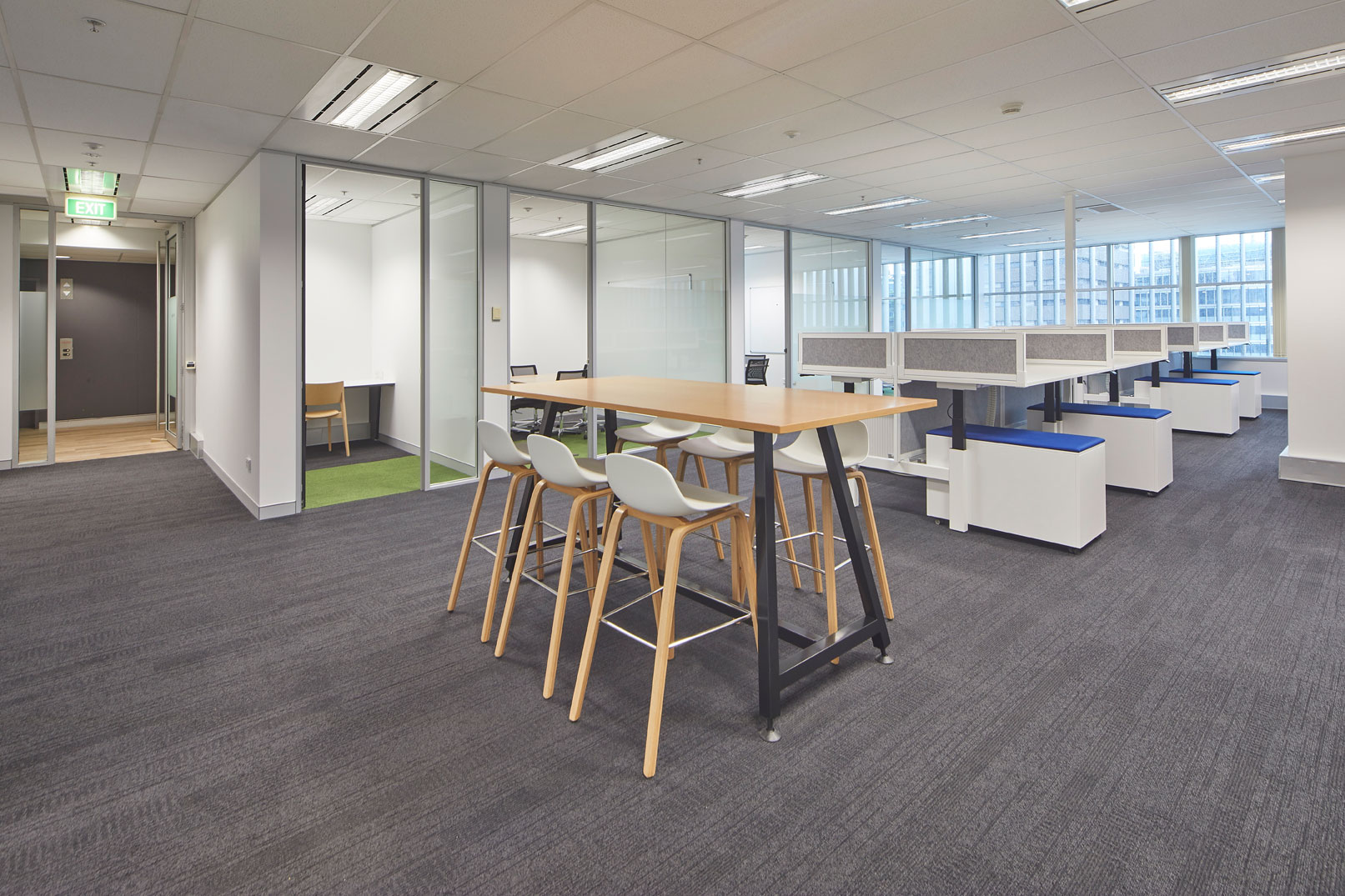 ABC Ultimo Legal Department - Fitout / Refurbishment / Commercial by Formula Interiors