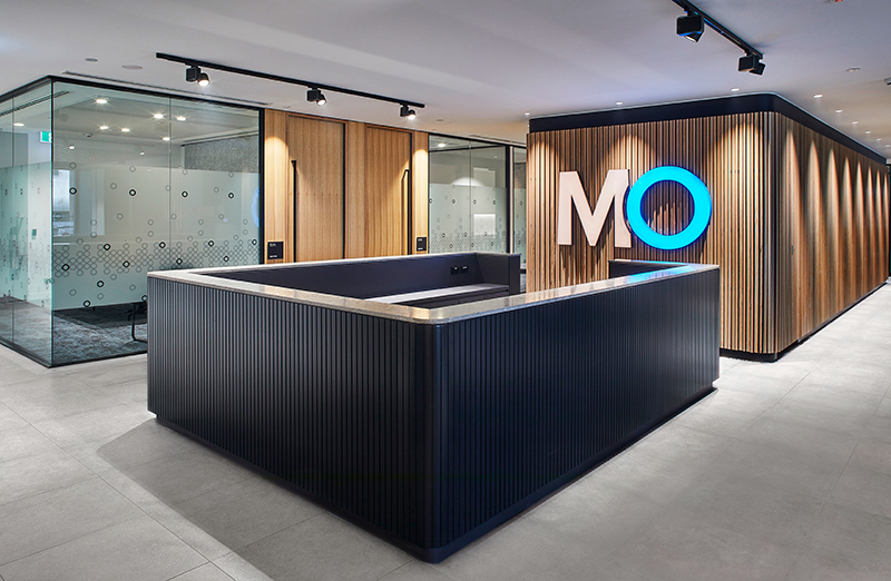 Mills Oakley - Sydney Fitout / Refurbishment / Commercial by Formula Interiors