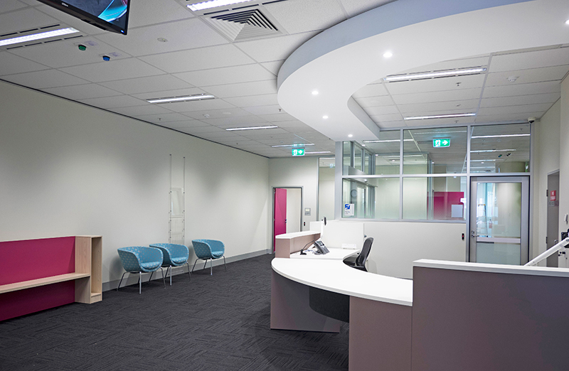 NDIA Cairns - Fitout / Refurbishment / Government by Formula InteriorsNDIA-Cairns-fitout-Formula-3