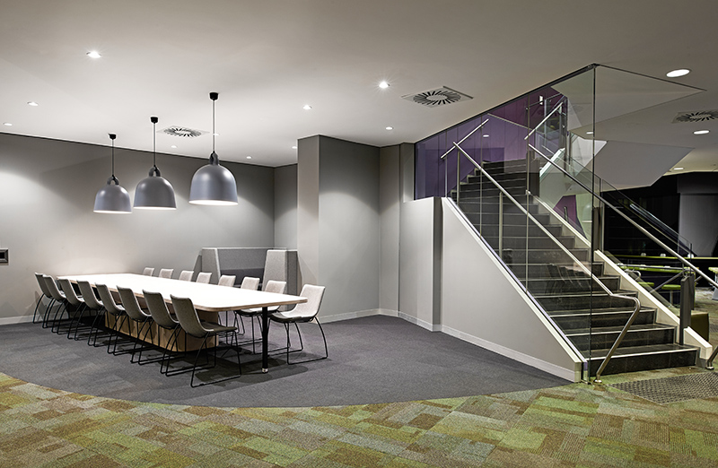 UNSW- Fitout / Refurbishment / Education / University by Formula Interiors