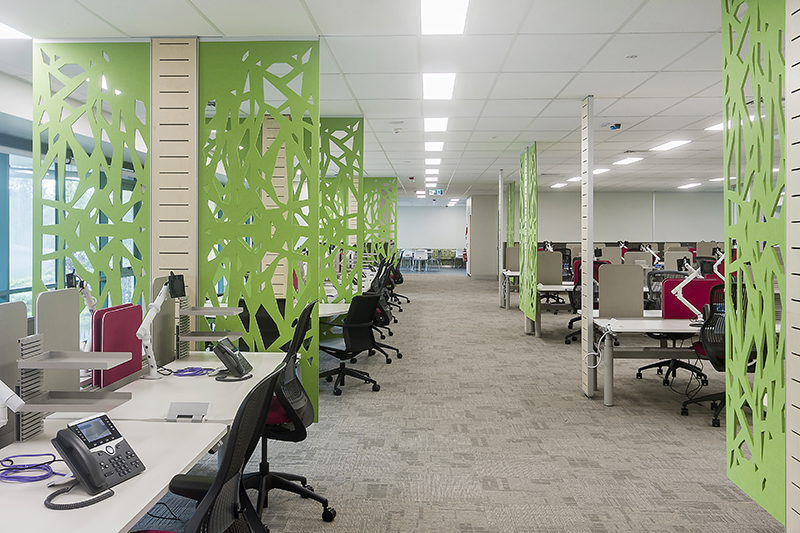 NDIA Gympie- Fitout / Refurbishment / Government by Formula Interiors