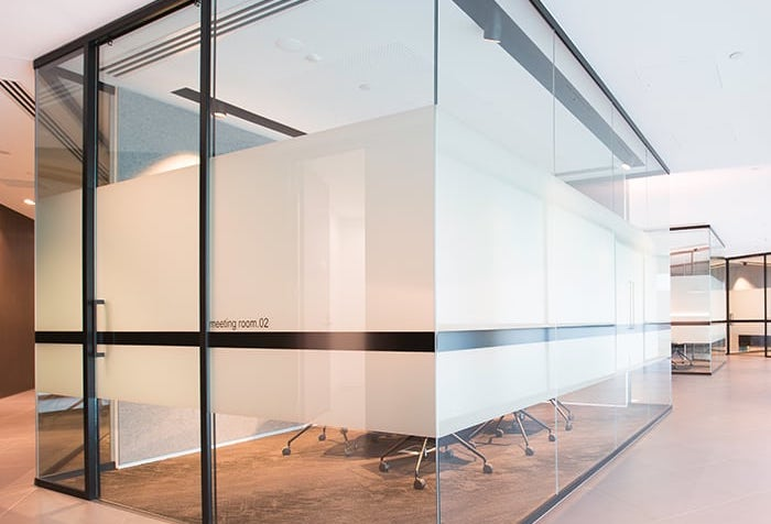 Commercial Architectural Products for Office Fitouts / Formula Interiors