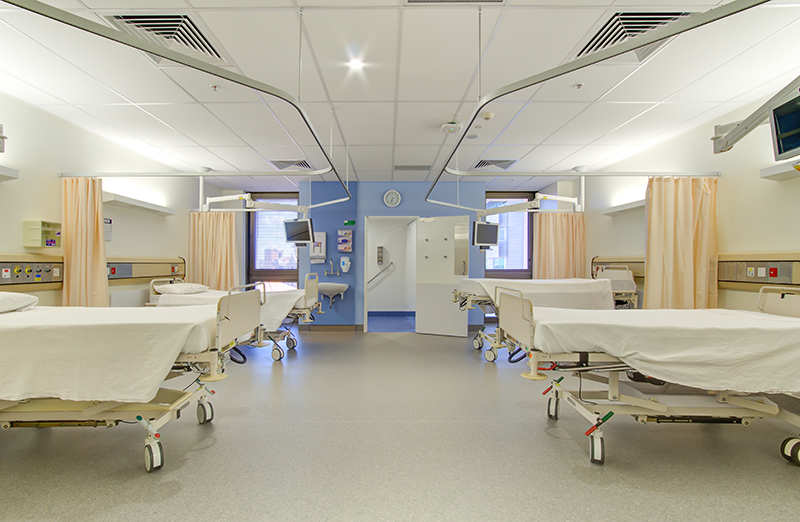 Mater Hospital Formula Ward Refurbishment - Fitout completed by Formula Interiors