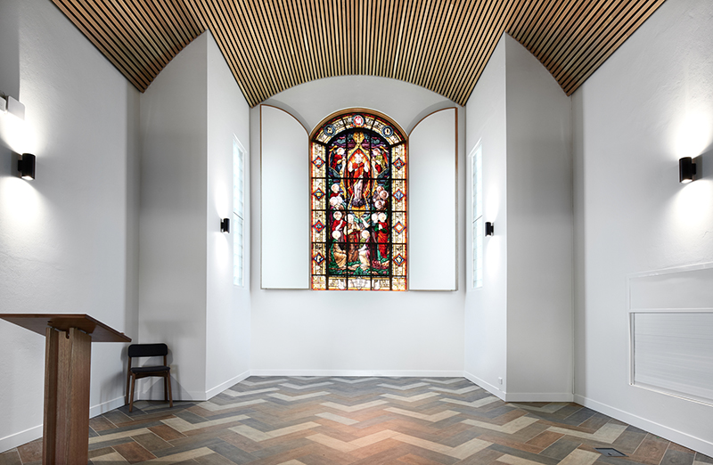 All Souls Chapel - Sydney - Fitout completed by Formula Interiors