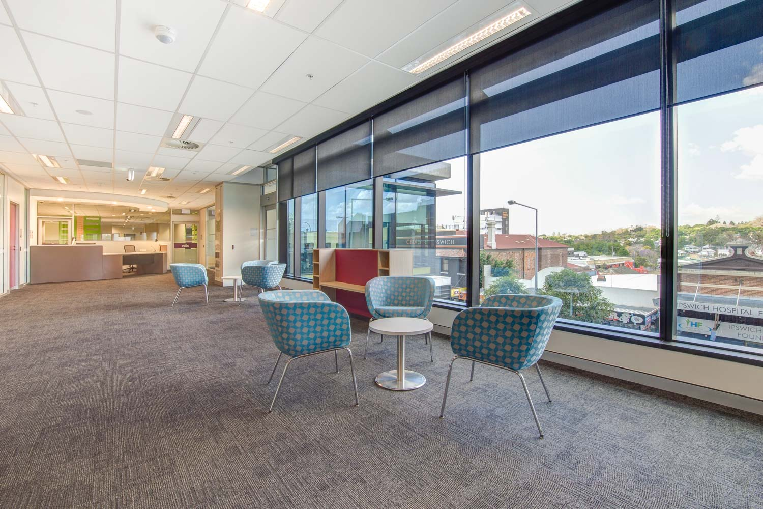 NDIS Ipswich - Fitout completed by Formula Interiors