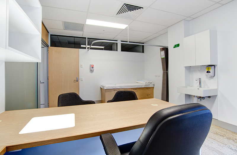 Creating Effective Healthcare Fitouts / Formula Interiors