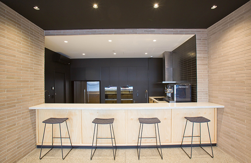 Corporate Fitout Ideas for Kitchens and Break Rooms / Formula Interiors