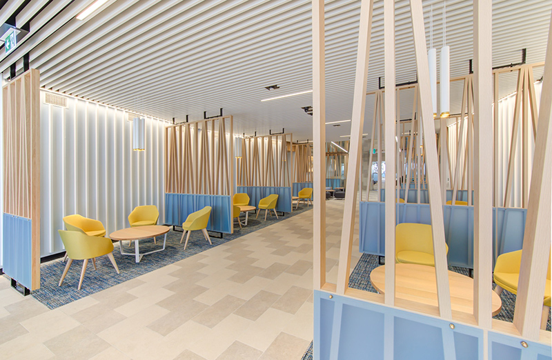Office Fitouts to Transform Your Workplace / Formula Interiors