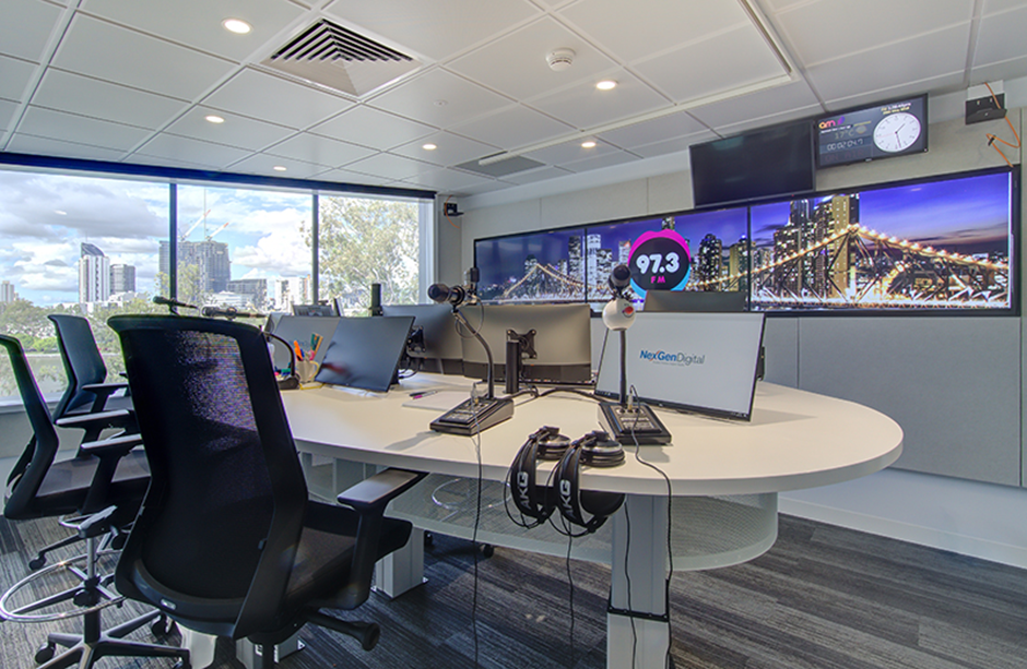 Audio Visual Components to Factor into an Office Refurb