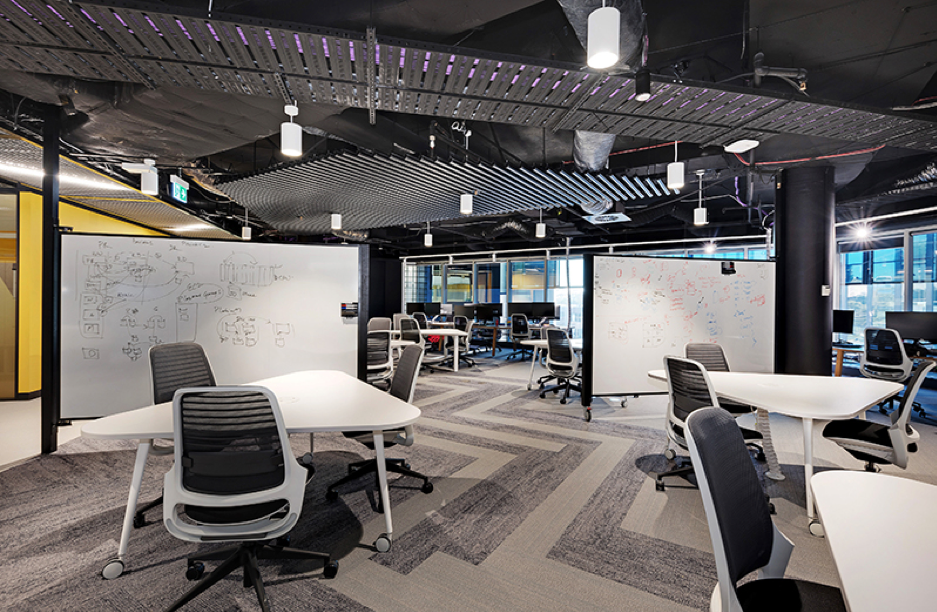 Activity Based Working Fitouts: The New Normal? / Formula Interiors
