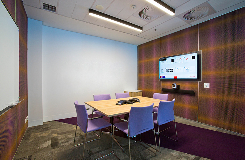 Audio Visual Components to Factor into an Office Refurb / Formula Interiors