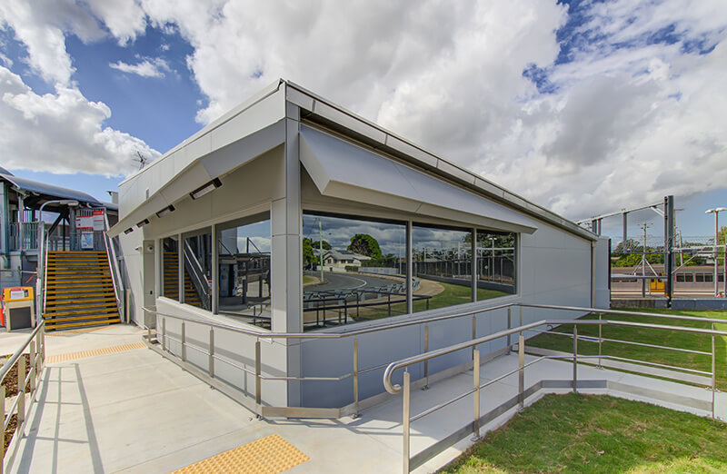 A Deep Dive into QLD Police Outpost New Build and Custom Fitout / Formula Interiors