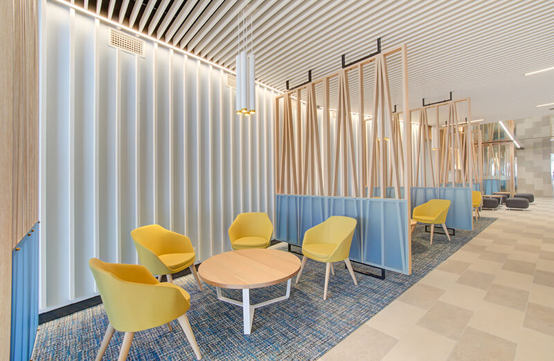 Top Office Fitout Trends for 2020 / Formula Interiors