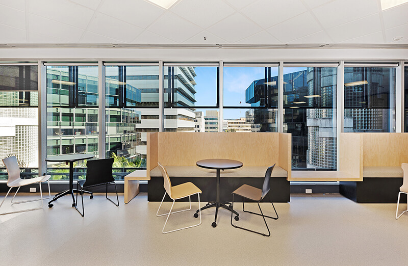 How to Create a Workplace Fitout for All Age Groups / Formula Interiors