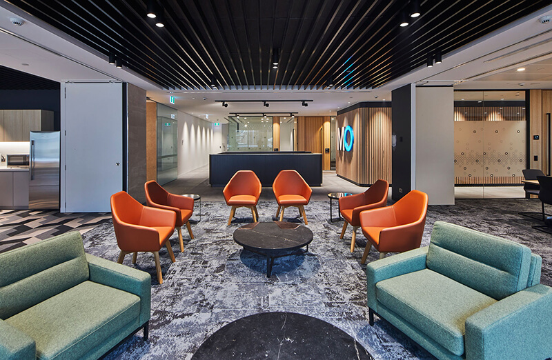 Colour Trends for Office Fitouts in 2020 / Formula Interiors