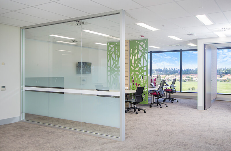 Creating More Space with Office Partitions