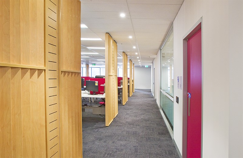 Planning an office fitout for a creative organisation / Formula Interiors