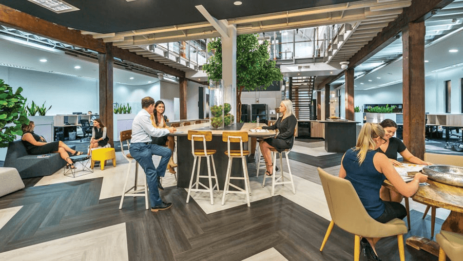 What to Consider When Creating a High-End Office Fitout