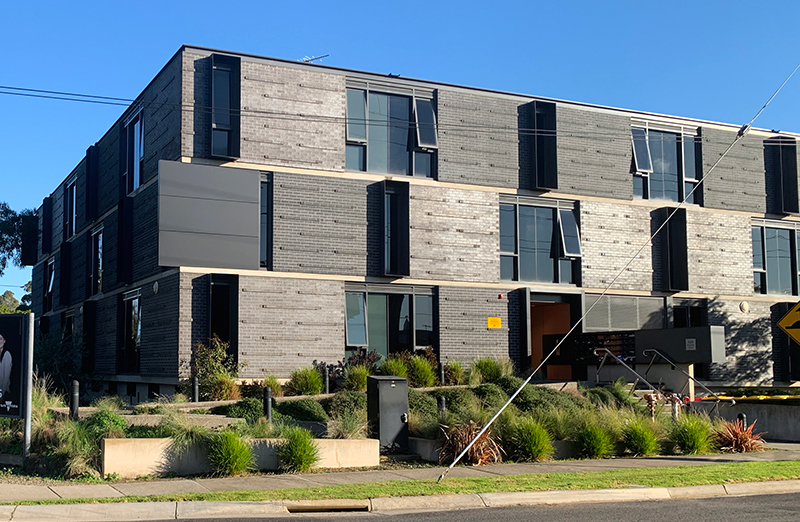 Replacing Non-Compliant Cladding: Facade Solutions