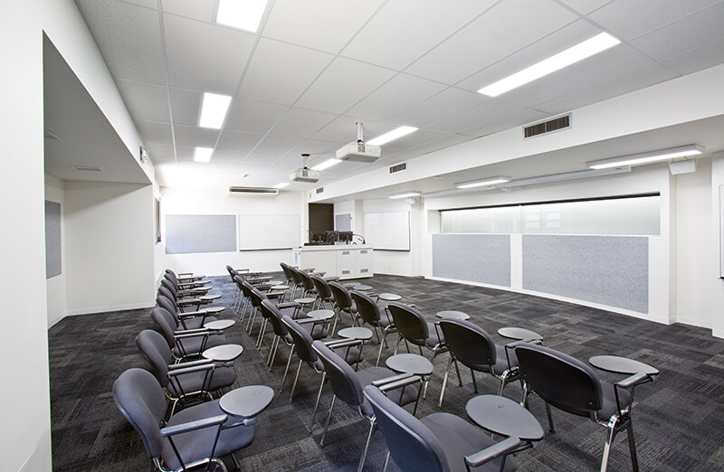 Digital Considerations for Educational Fitouts / Formula Interiors