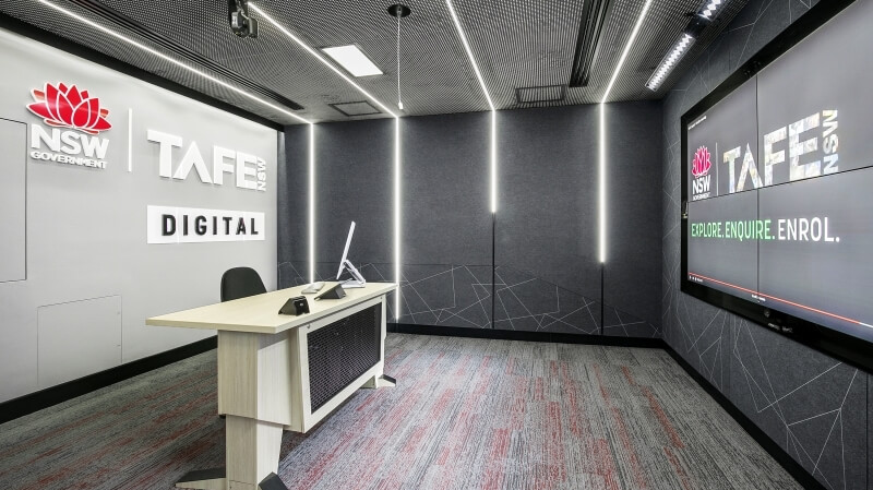 Digital Considerations for Educational Fitouts