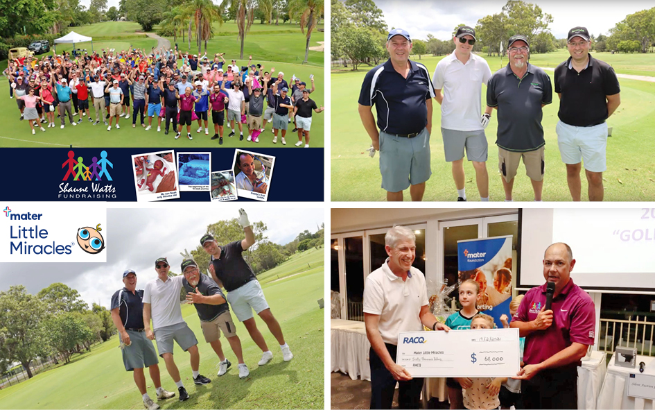 12th Annual Charity Golf Day