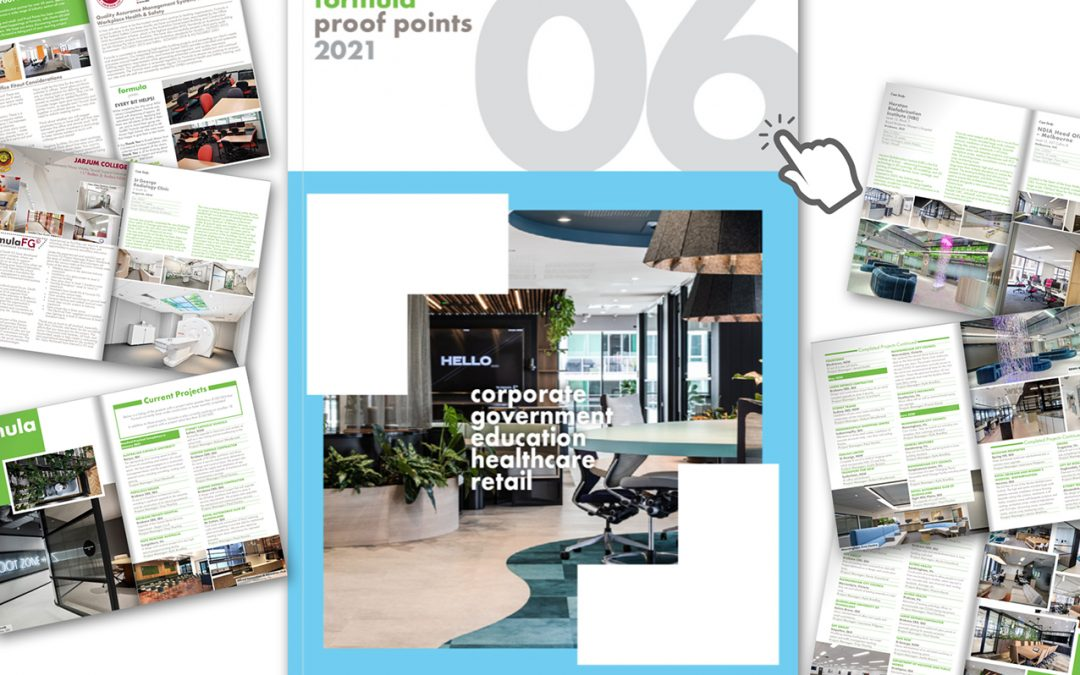Proof Points 6 - Newsletter - Formula Interiors