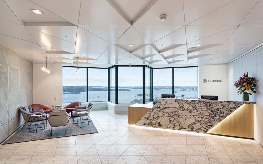 Reception Area Fitout: Refresh your Reception Area with a Fitout Facelift