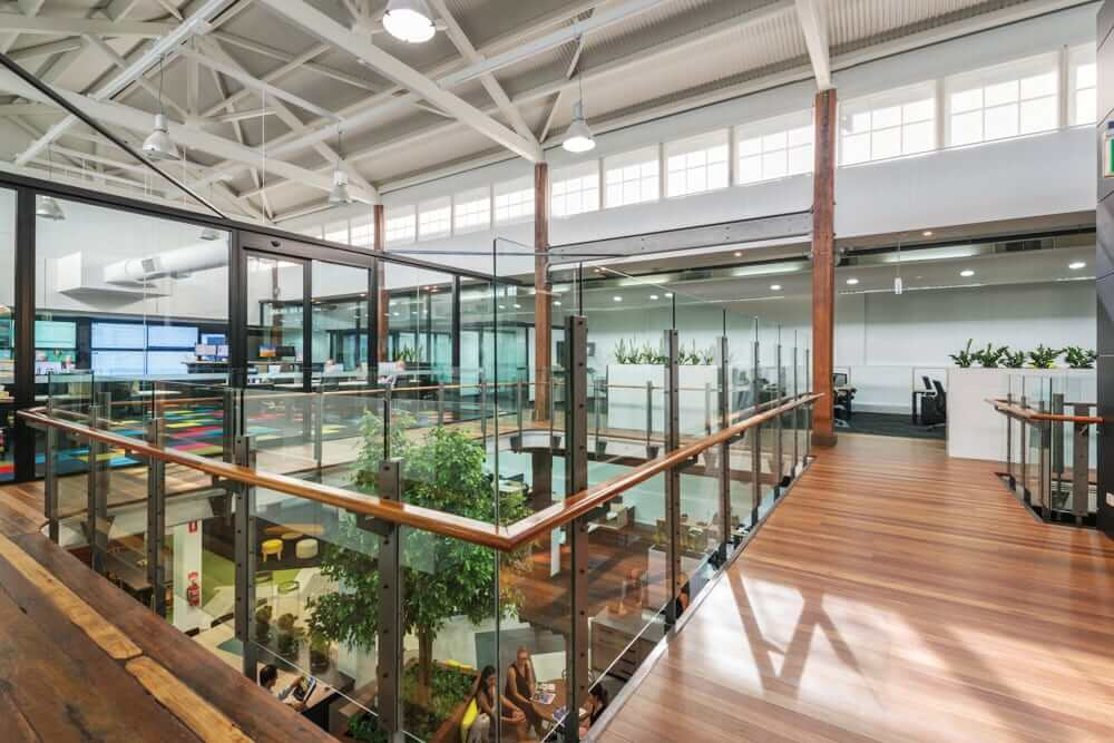 Sustainability And Quality – Can You Have Both In An Office Refurbishment? / Formula Interiors