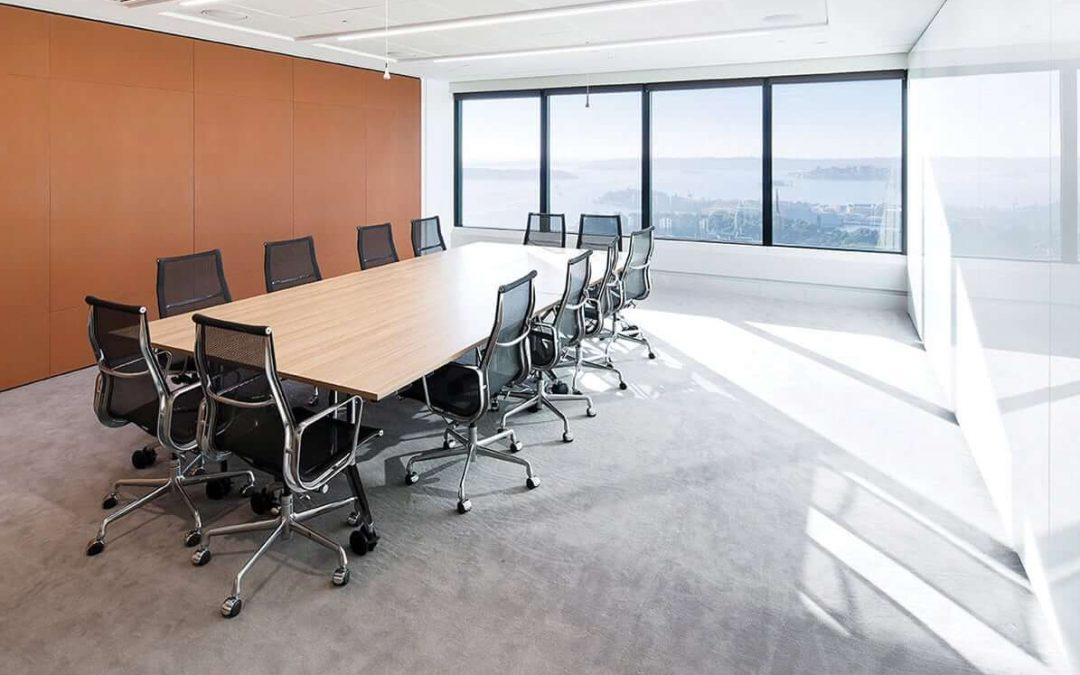 Maximising Natural Light for Office Refurbishments And Fitouts / Formula Interiors