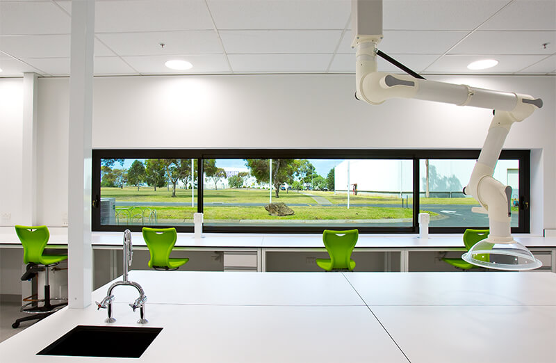 Modern Trends for Laboratory Fitouts