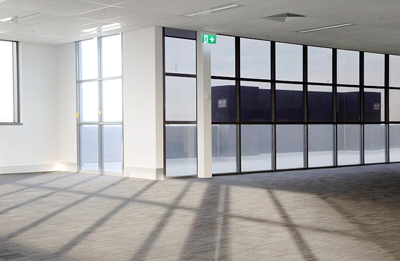 Back to Base Building Refurbishment / Formula Interiors