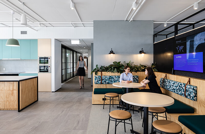 Blending Company Culture Into Your Workplace Fitout / Formula Interiors