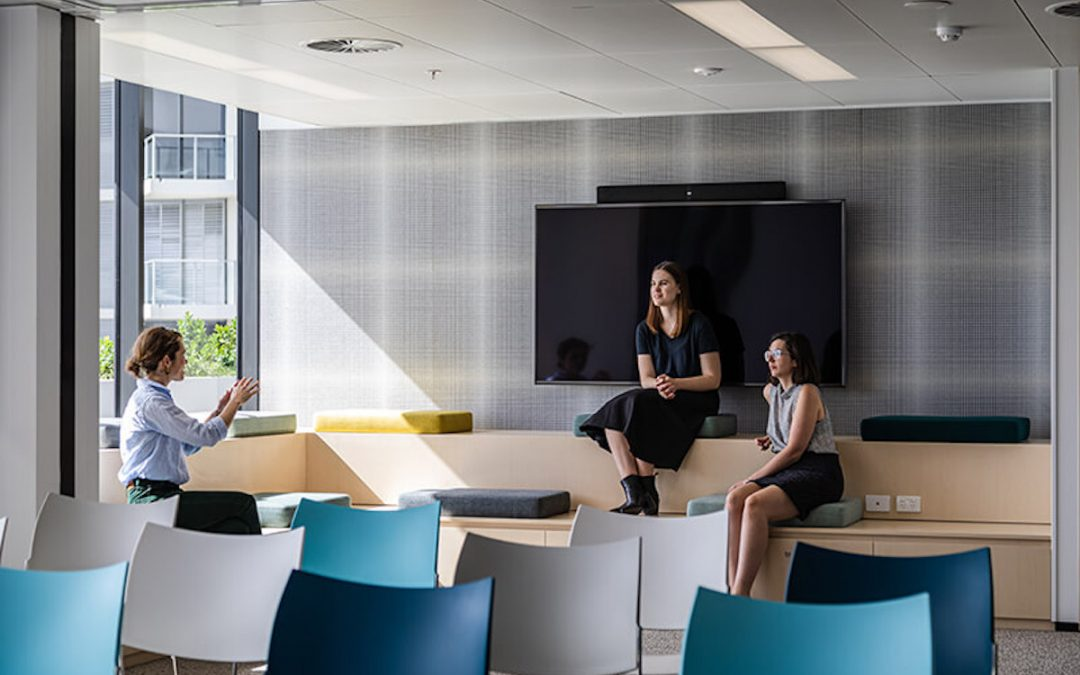 Optimising Office Fit Outs to Enhance Employee Productivity