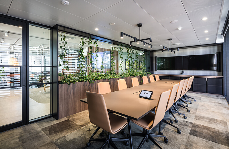 Optimising Office Fit Outs to Enhance Employee Productivity / Formula Interiors