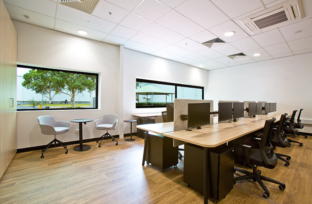 Ongoing Office Maintenance For New Fitouts and Refurbs / Formula Interiors